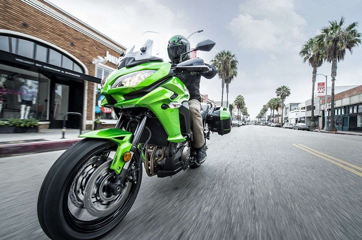 2016 Kawasaki Versys 1000 LT in Barre, Massachusetts