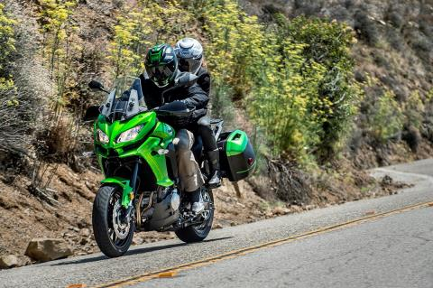 2016 Kawasaki Versys 1000 LT in San Francisco, California