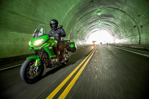 2016 Kawasaki Versys 1000 LT in South Paris, Maine