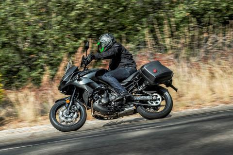 2016 Kawasaki Versys 650 LT in Roseville, California