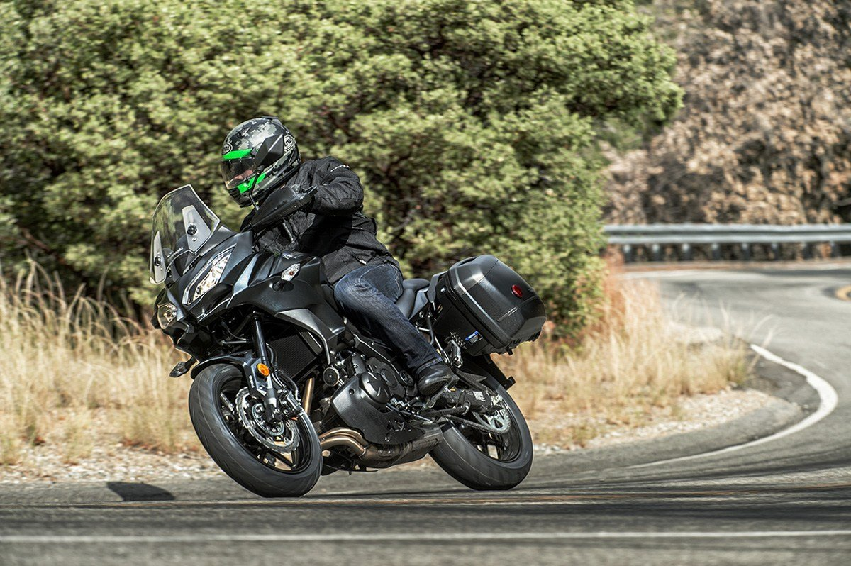 2016 Kawasaki Versys 650 LT in Barre, Massachusetts