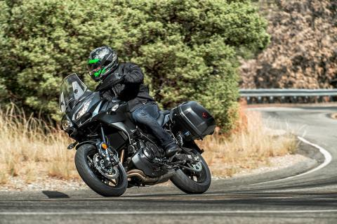 2016 Kawasaki Versys 650 LT in Orange, California