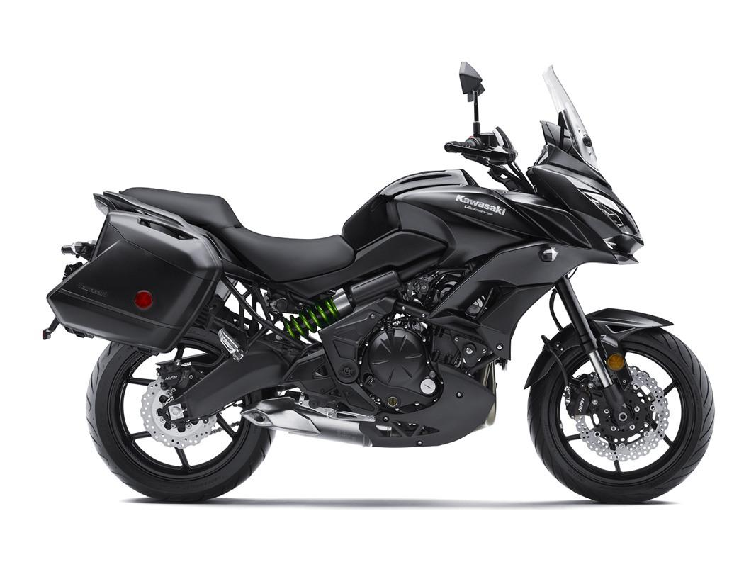 2016 Kawasaki Versys 650 LT in Mount Pleasant, Michigan