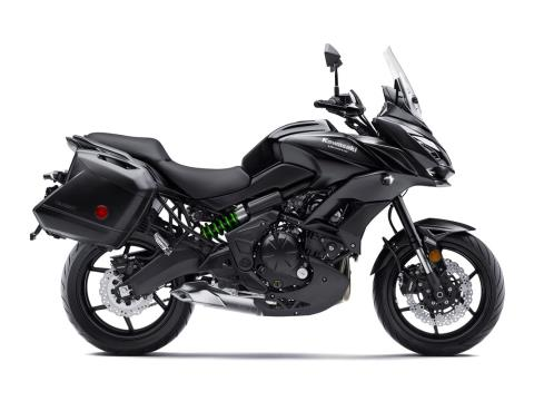 2016 Kawasaki Versys 650 LT in North Mankato, Minnesota