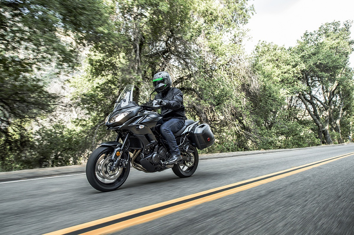 2016 Kawasaki Versys 650 LT in North Reading, Massachusetts - Photo 12