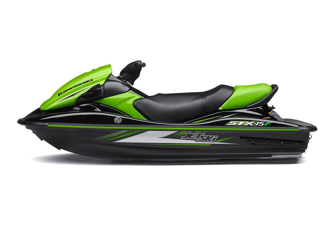 2016 Kawasaki Jet Ski STX-15F in North Reading, Massachusetts - Photo 2