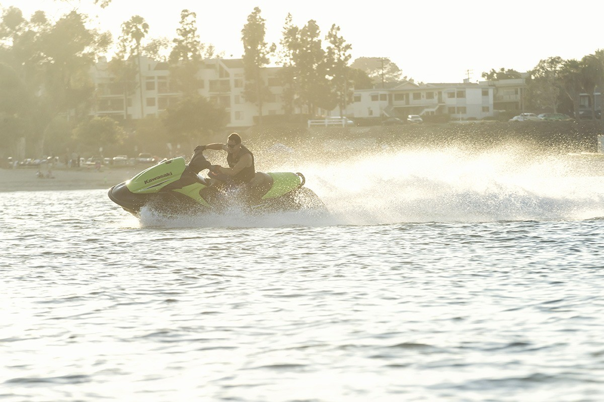 2016 Kawasaki Jet Ski STX-15F in North Reading, Massachusetts - Photo 7
