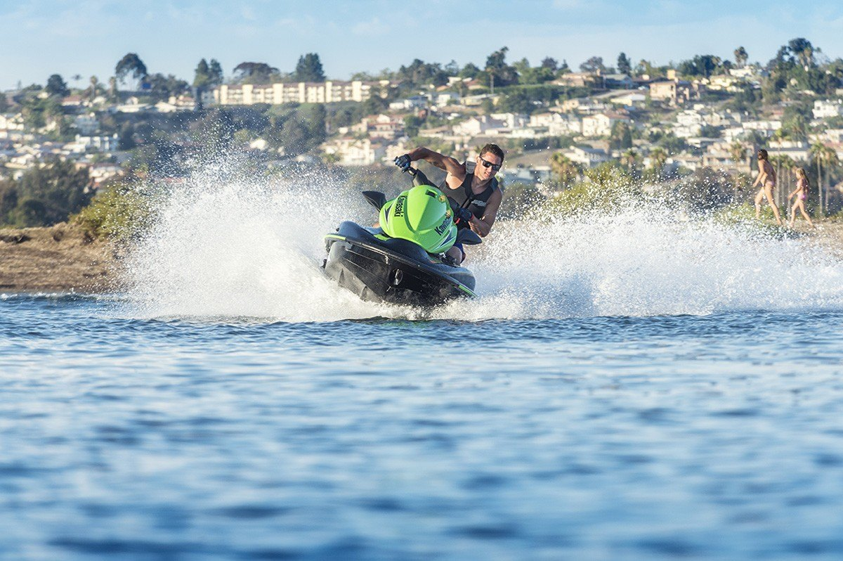 2016 Kawasaki Jet Ski STX-15F in North Reading, Massachusetts - Photo 10