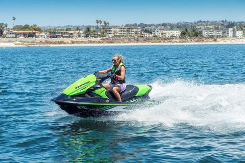 2016 Kawasaki Jet Ski STX-15F in North Reading, Massachusetts - Photo 14