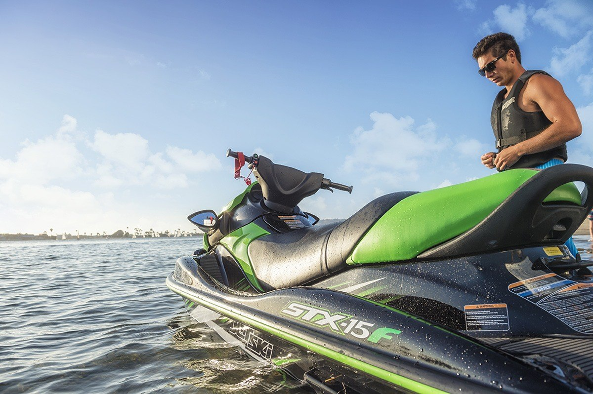 2016 Kawasaki Jet Ski STX-15F in North Reading, Massachusetts - Photo 22