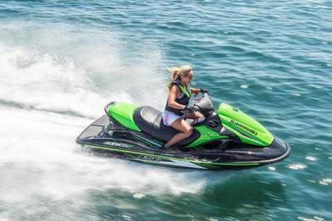 2016 Kawasaki Jet Ski STX-15F in Johnson City, Tennessee