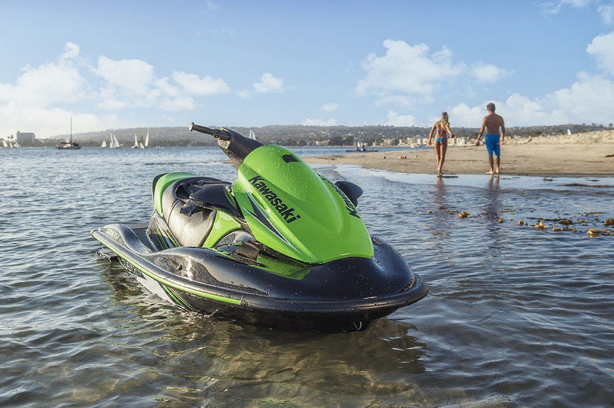 2016 Kawasaki Jet Ski STX-15F in North Reading, Massachusetts - Photo 25