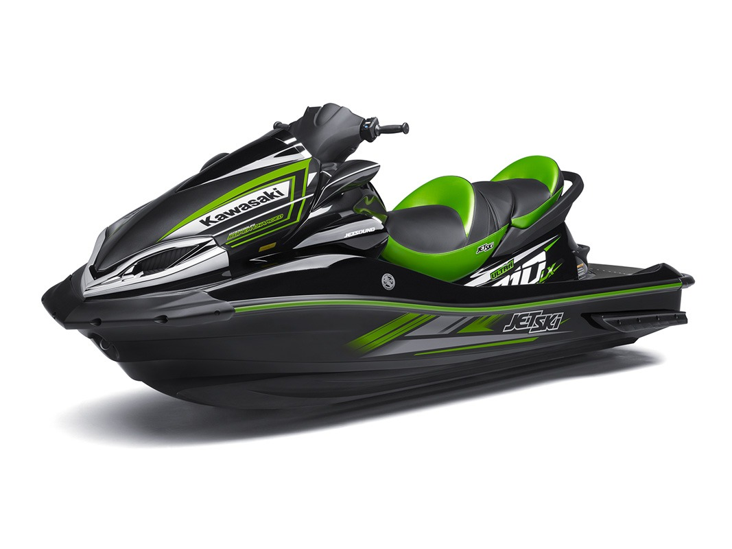 2016 Kawasaki Jet Ski Ultra 310LX in North Reading, Massachusetts - Photo 4