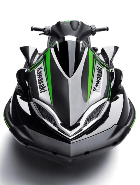 2016 Kawasaki Jet Ski Ultra 310LX in North Reading, Massachusetts - Photo 7