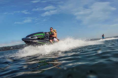2016 Kawasaki Jet Ski Ultra 310LX in North Reading, Massachusetts - Photo 11