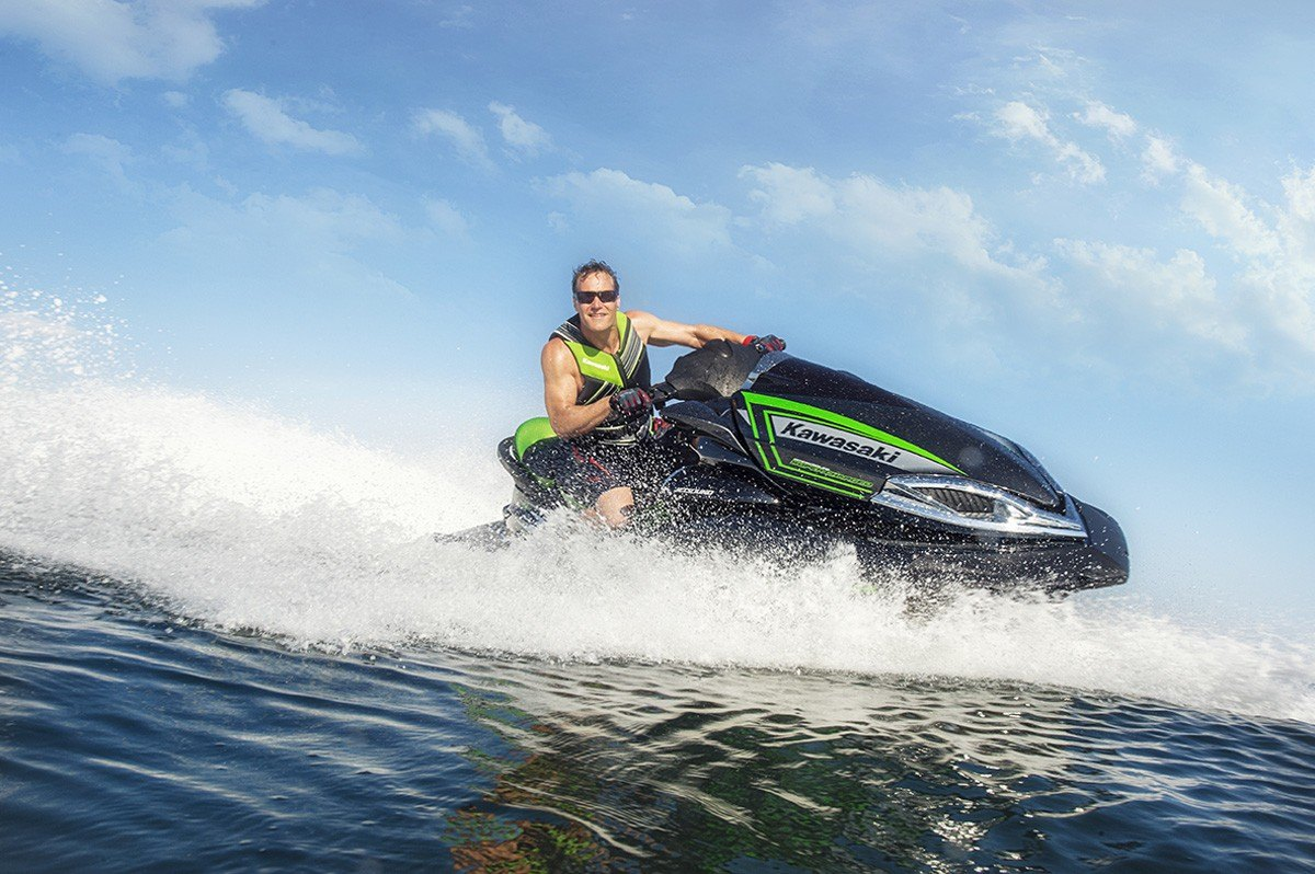 2016 Kawasaki Jet Ski Ultra 310LX in North Reading, Massachusetts - Photo 13