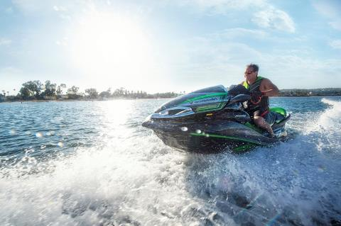 2016 Kawasaki Jet Ski Ultra 310LX in North Reading, Massachusetts - Photo 14
