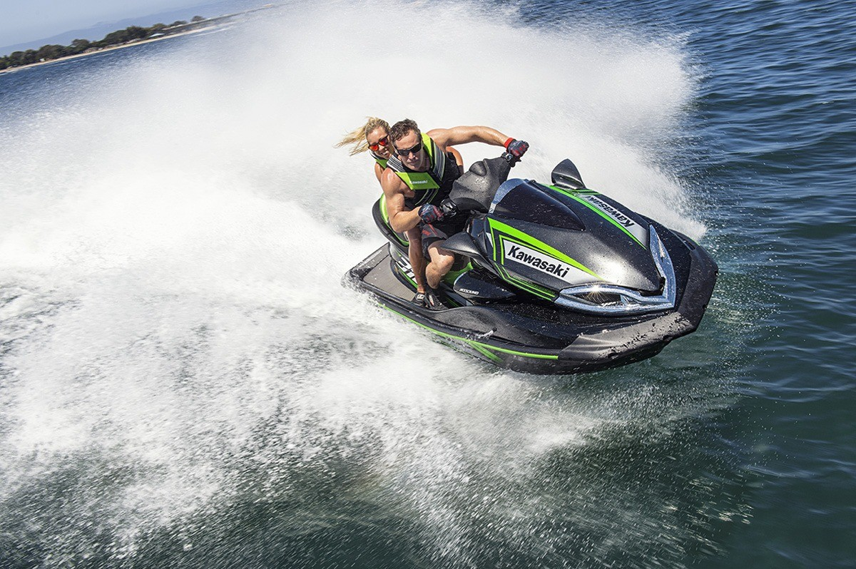 2016 Kawasaki Jet Ski Ultra 310LX in North Reading, Massachusetts - Photo 15
