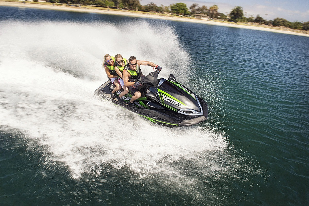2016 Kawasaki Jet Ski Ultra 310LX in North Reading, Massachusetts - Photo 18