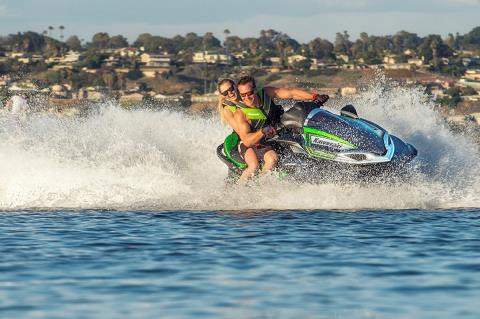 2016 Kawasaki Jet Ski Ultra 310LX in North Reading, Massachusetts - Photo 21