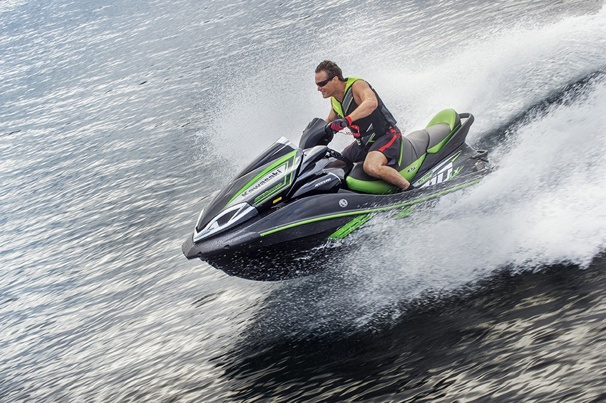 2016 Kawasaki Jet Ski Ultra 310LX in North Reading, Massachusetts - Photo 23