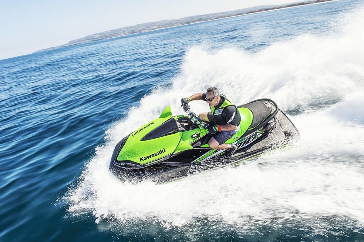 2016 Kawasaki Jet Ski Ultra 310R in Albuquerque, New Mexico