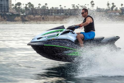 2016 Kawasaki Jet Ski Ultra 310X in Bellevue, Washington