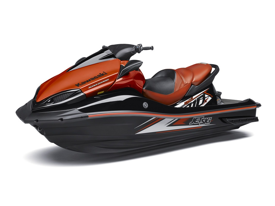 Kawasaki  Jet Ski Reviews