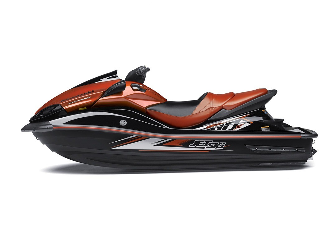 2016 Kawasaki Jet Ski Ultra 310X SE in North Reading, Massachusetts - Photo 2