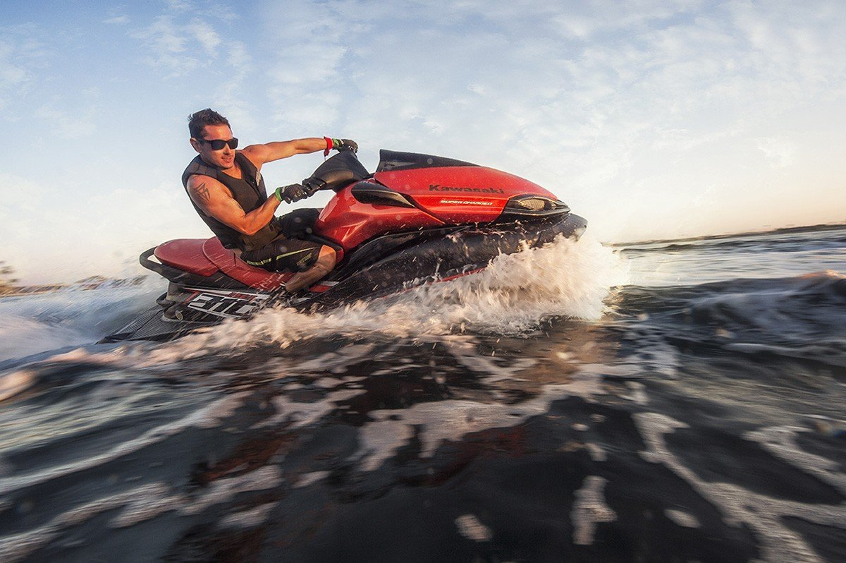 2016 Kawasaki Jet Ski Ultra 310X SE in North Reading, Massachusetts - Photo 8