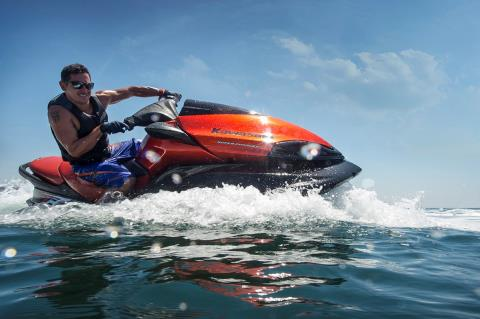 2016 Kawasaki Jet Ski Ultra 310X SE in North Reading, Massachusetts - Photo 9