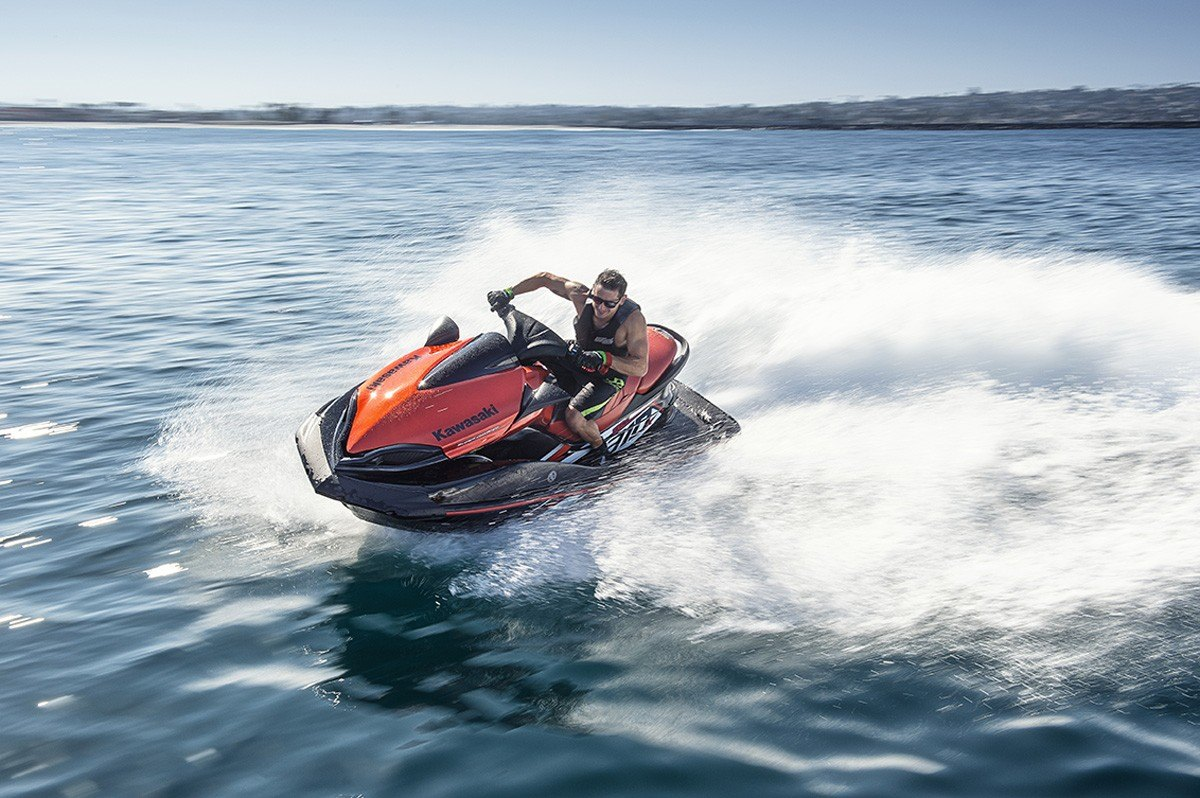 2016 Kawasaki Jet Ski Ultra 310X SE in North Reading, Massachusetts - Photo 11