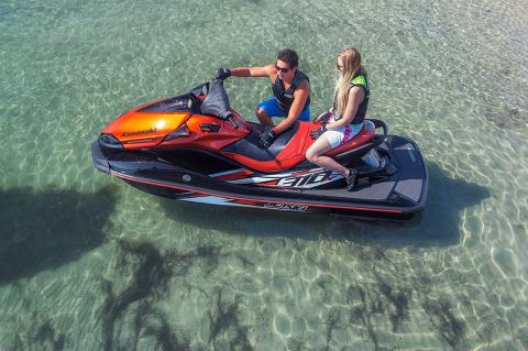 2016 Kawasaki Jet Ski Ultra 310X SE in North Reading, Massachusetts - Photo 14