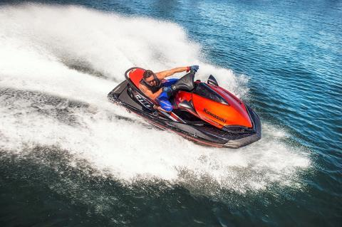 2016 Kawasaki Jet Ski Ultra 310X SE in North Reading, Massachusetts - Photo 16