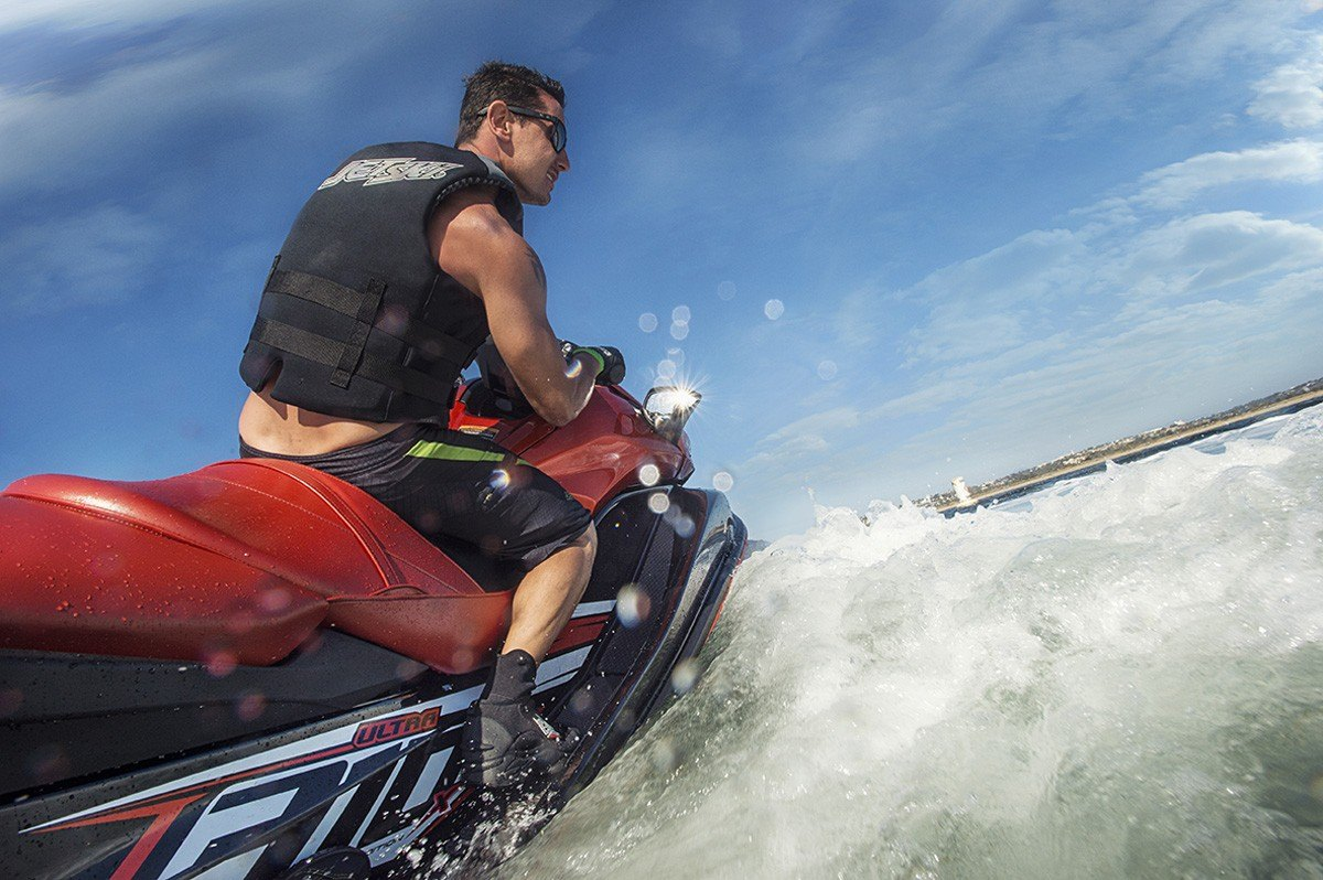 2016 Kawasaki Jet Ski Ultra 310X SE in North Reading, Massachusetts - Photo 18