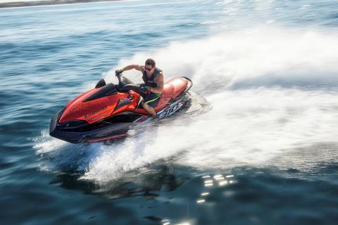 2016 Kawasaki Jet Ski Ultra 310X SE in North Reading, Massachusetts