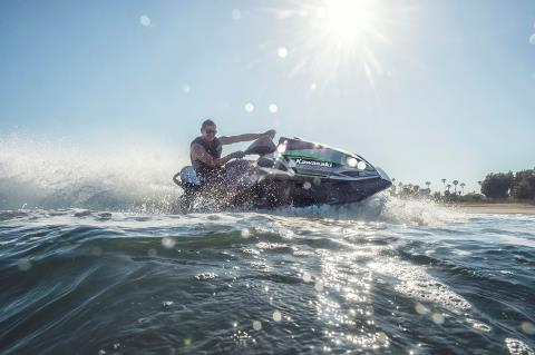2016 Kawasaki Jet Ski Ultra LX in North Reading, Massachusetts - Photo 12