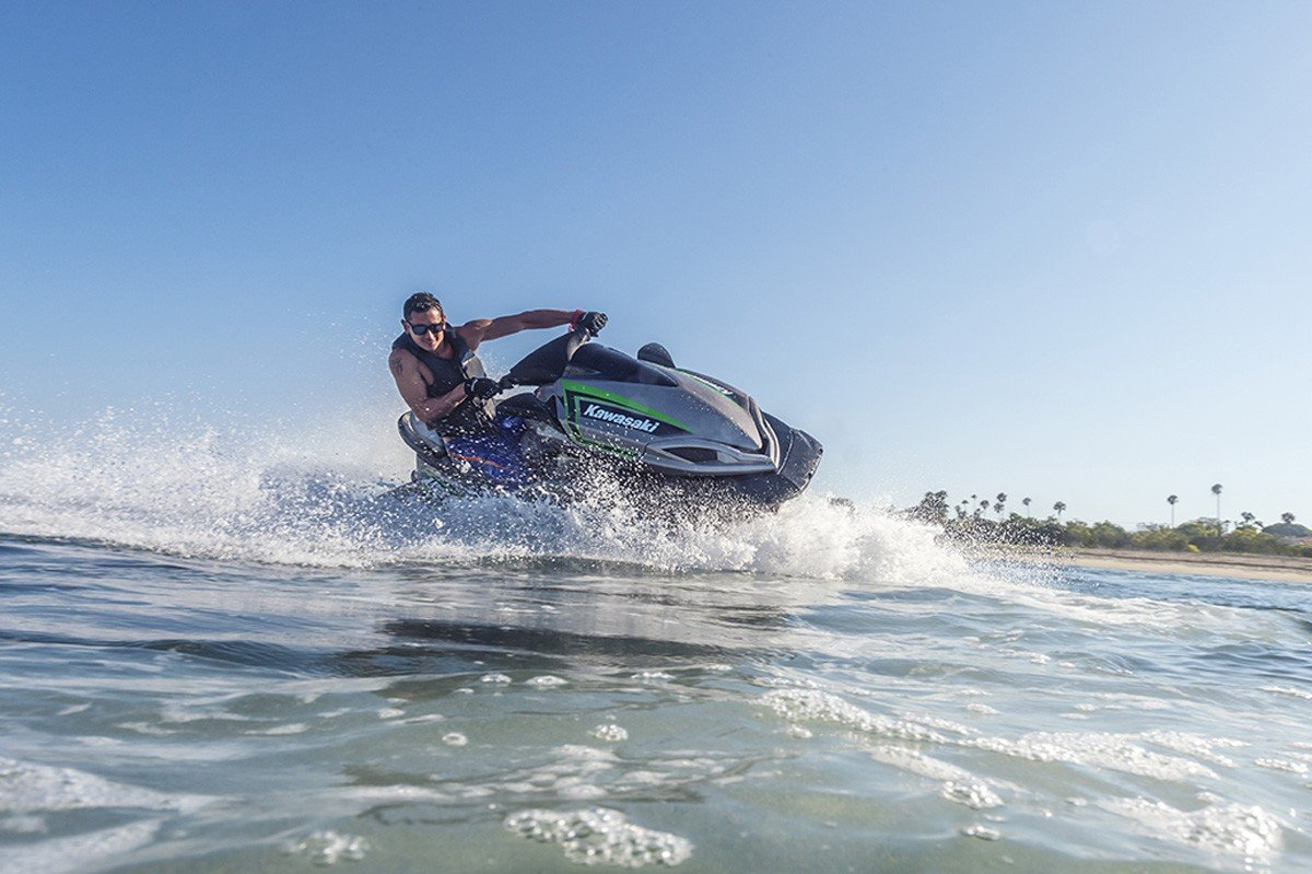 2016 Kawasaki Jet Ski Ultra LX in Kingsport, Tennessee