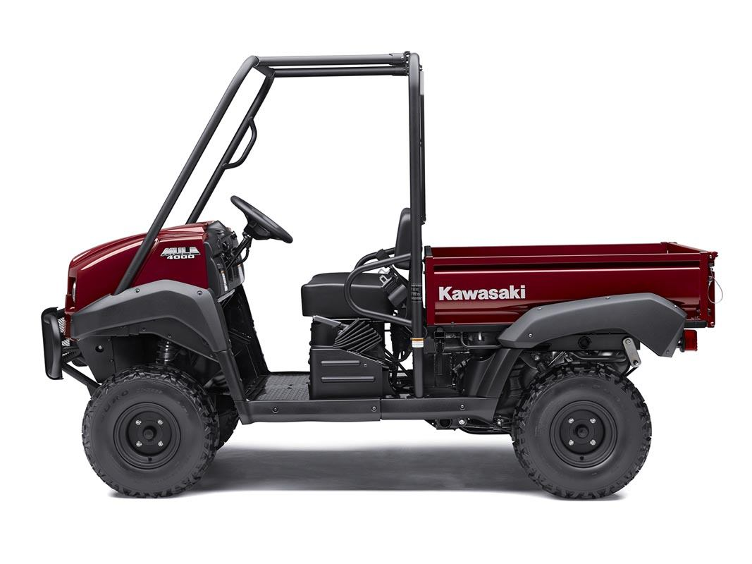 2016 Kawasaki Mule 4000 in North Reading, Massachusetts - Photo 2
