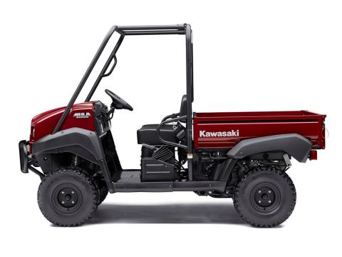 2016 Kawasaki Mule 4000 in Harrisburg, Illinois