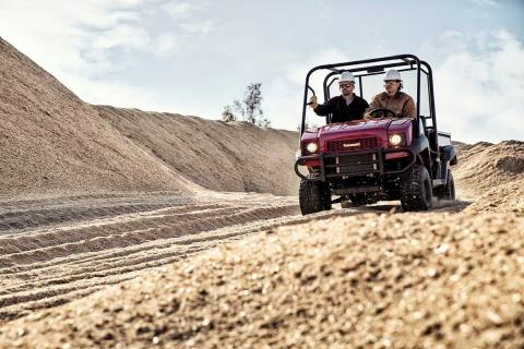 2016 Kawasaki Mule 4000 in North Reading, Massachusetts - Photo 5