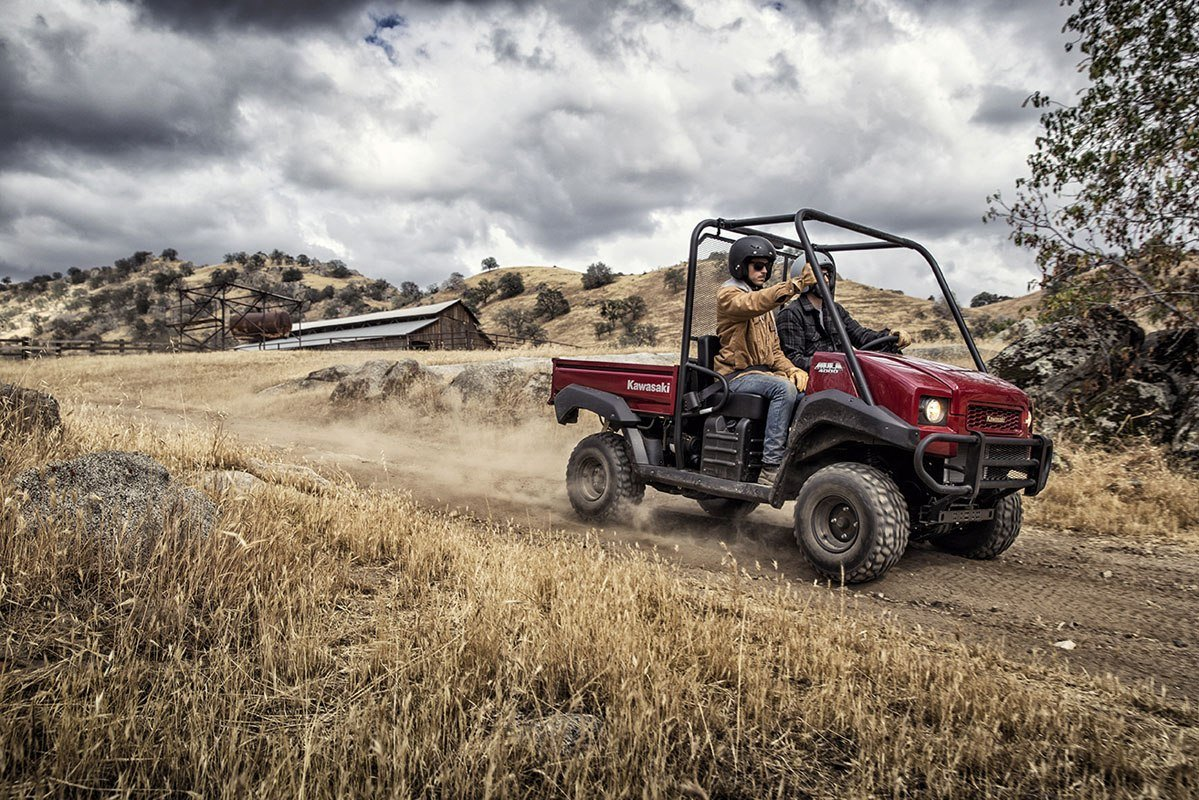2016 Kawasaki Mule 4000 in Romney, West Virginia