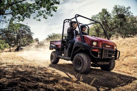 2016 Kawasaki Mule 4000 in North Reading, Massachusetts - Photo 15