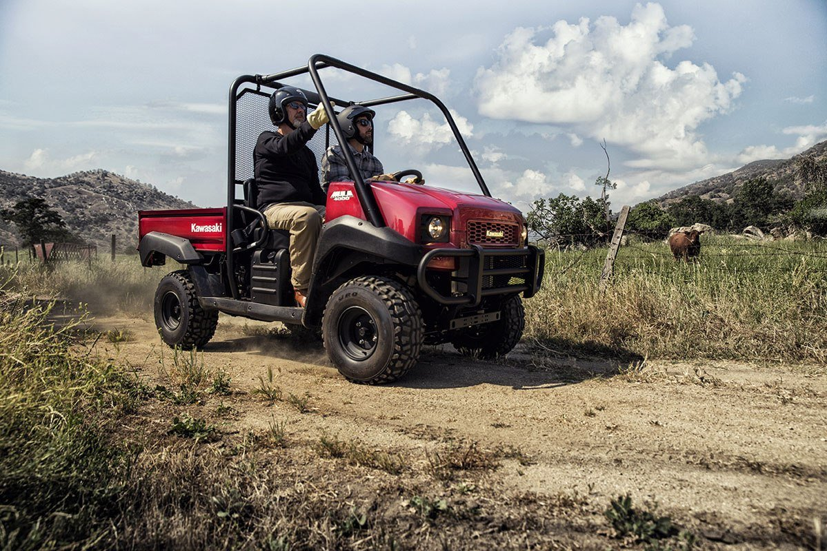 2016 Kawasaki Mule 4000 in North Reading, Massachusetts - Photo 22