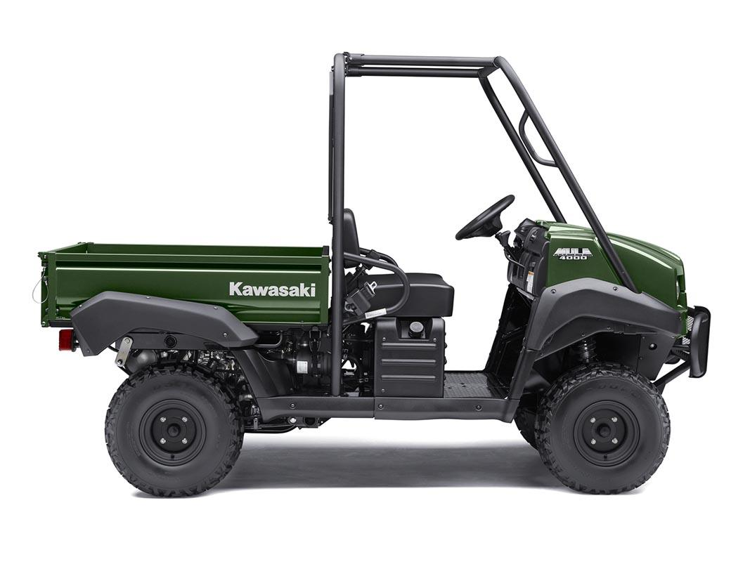 2016 Kawasaki Mule 4000 in North Reading, Massachusetts