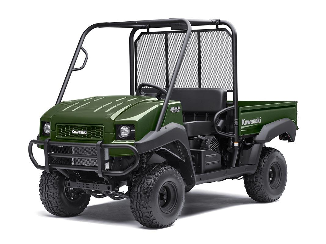 2016 Kawasaki Mule 4000 in Winterset, Iowa