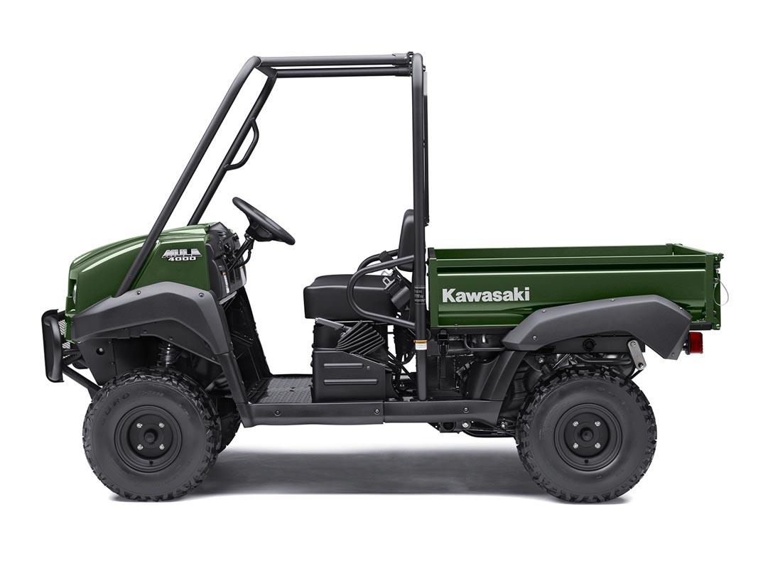 2016 Kawasaki Mule 4000 in Ashland, Kentucky