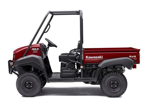 2016 Kawasaki Mule 4010 4x4 in Cedar Falls, Iowa - Photo 2