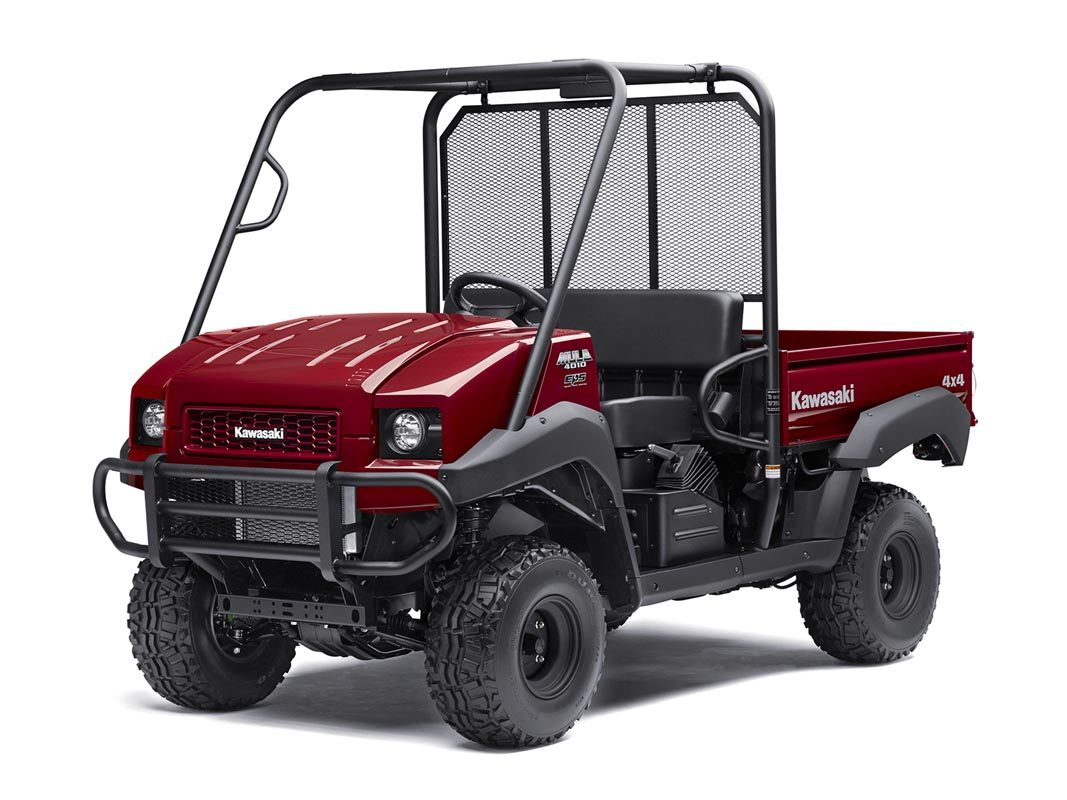 2016 Kawasaki Mule 4010 4x4 in Cedar Falls, Iowa - Photo 4