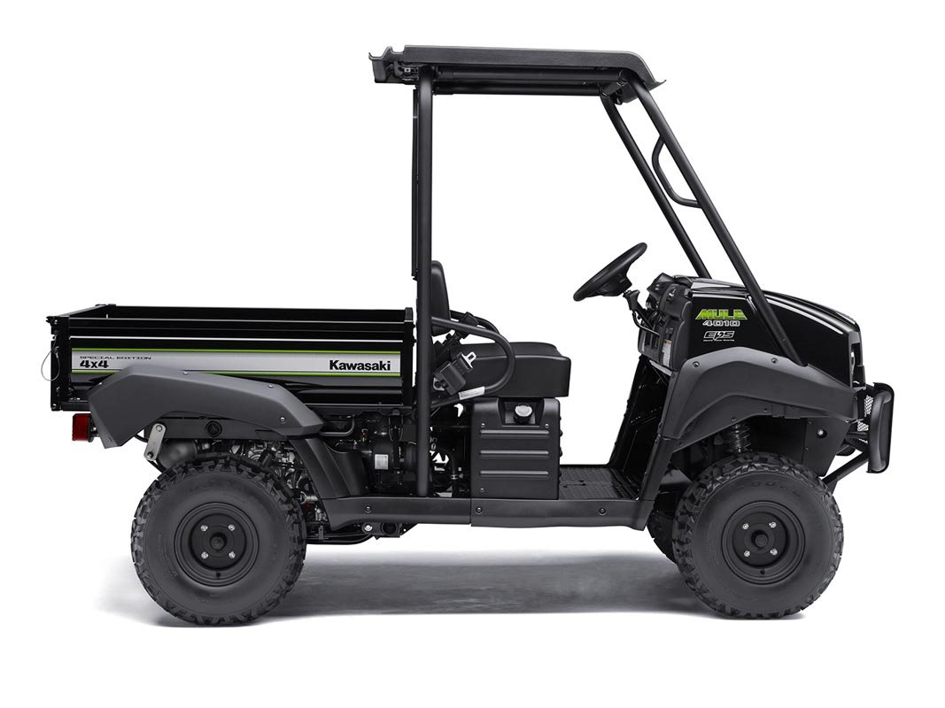 2016 Kawasaki Mule 4010 4x4 SE in Romney, West Virginia